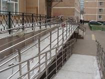 эстакады в Саранске