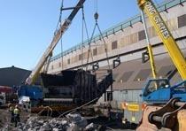 Демонтаж конструкций из металла в Саранске