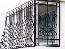 металлические решетки в Саранске