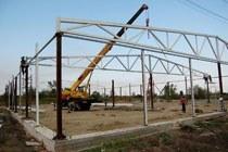 Восстановление геометрии металлоконструкций в Саранске и усиление зданий г.Саранск